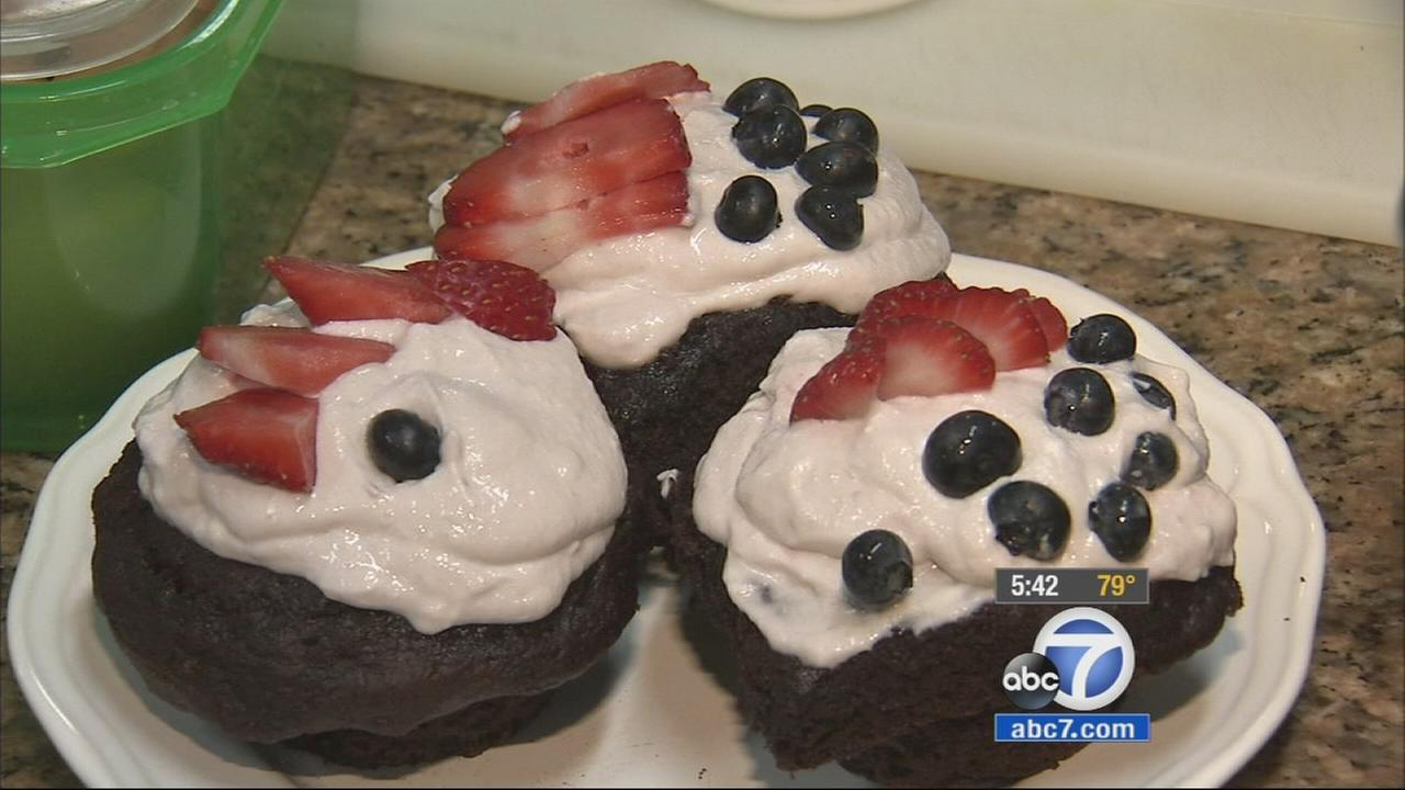 A chef offers some healthy and tasty options to add to your Fourth of July barbecue menu.