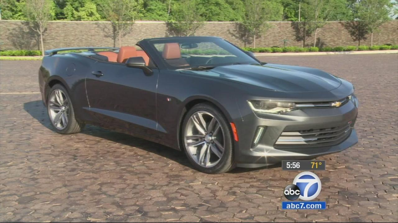 Car Specialist Dave Kunz gives an overview of this summers hottest convertibles to check out.
