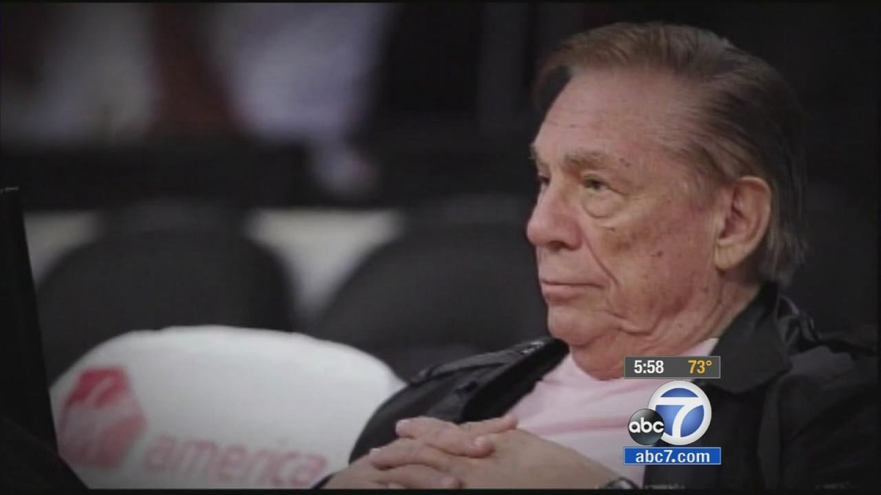 Donald Sterling is seen in an undated file photo.