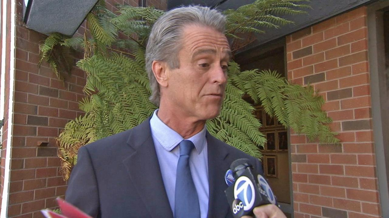 Former Santa Monica Councilman Bobby Shriver is seen in this May 2014 photo.