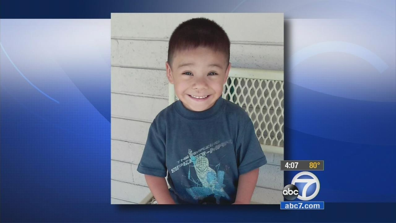 Daniel Munoz, 4, is shown in an undated photo.