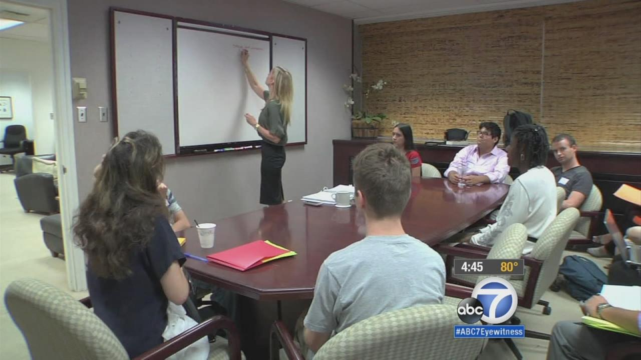 Adults with autism learn social skills in UCLA classes