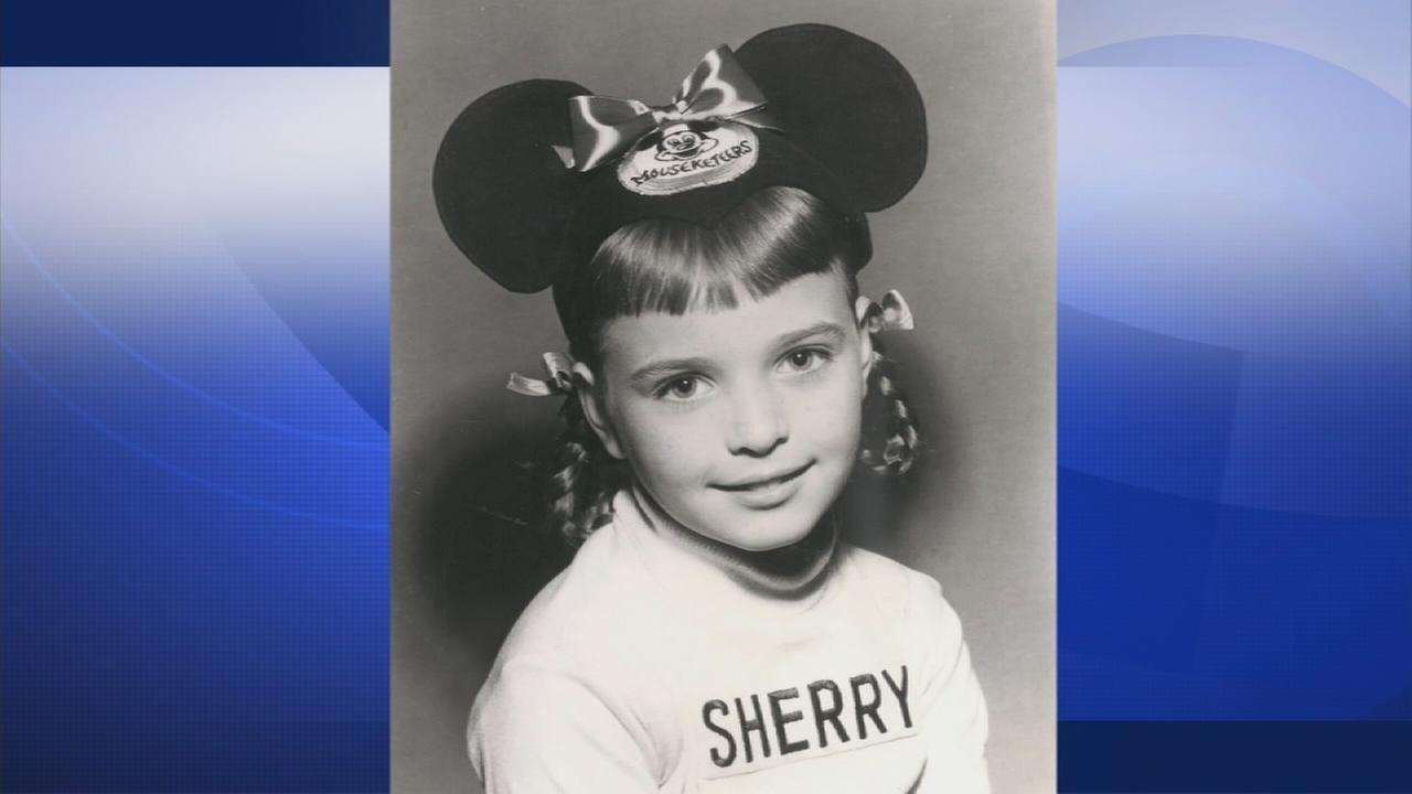 Sherry Alberoni, an original Mouseketeer of the Mickey Mouse Club, is shown in an undated photo.