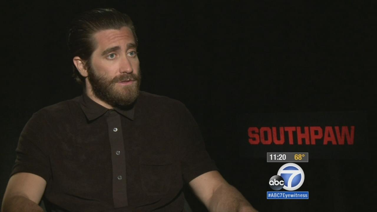 As Jake Gyllenhaals latest film Southpaw heads into its second weekend, hes hoping for another knock-out performance at the box office.