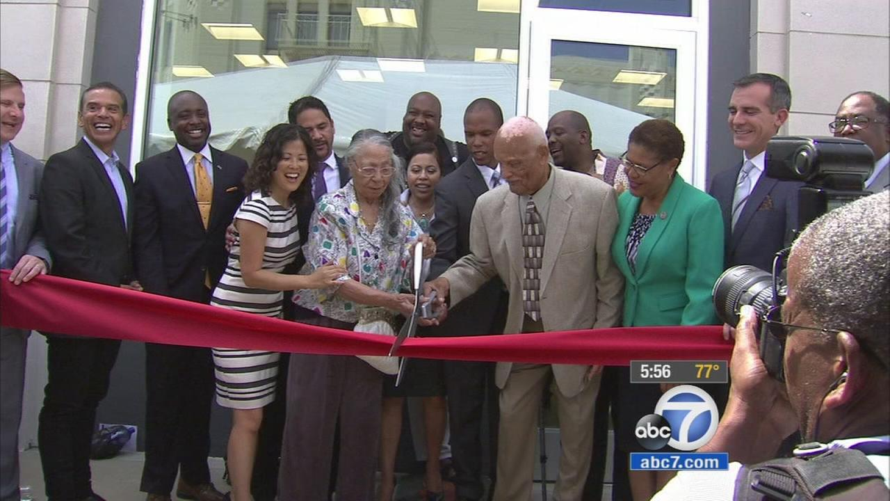 The Community Coalition in South Los Angeles celebrated their 25th anniversary.