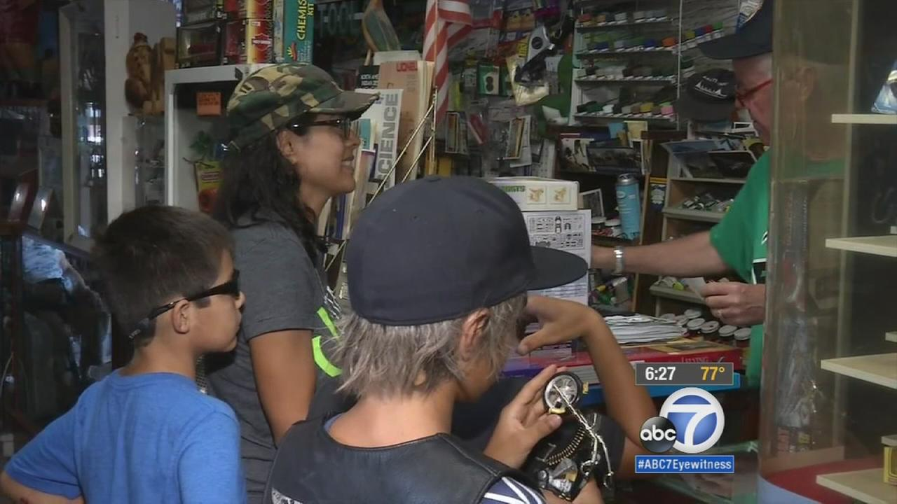 Its the end of an era for a Tustin hobby shop that is closing after more than 40 years in business.