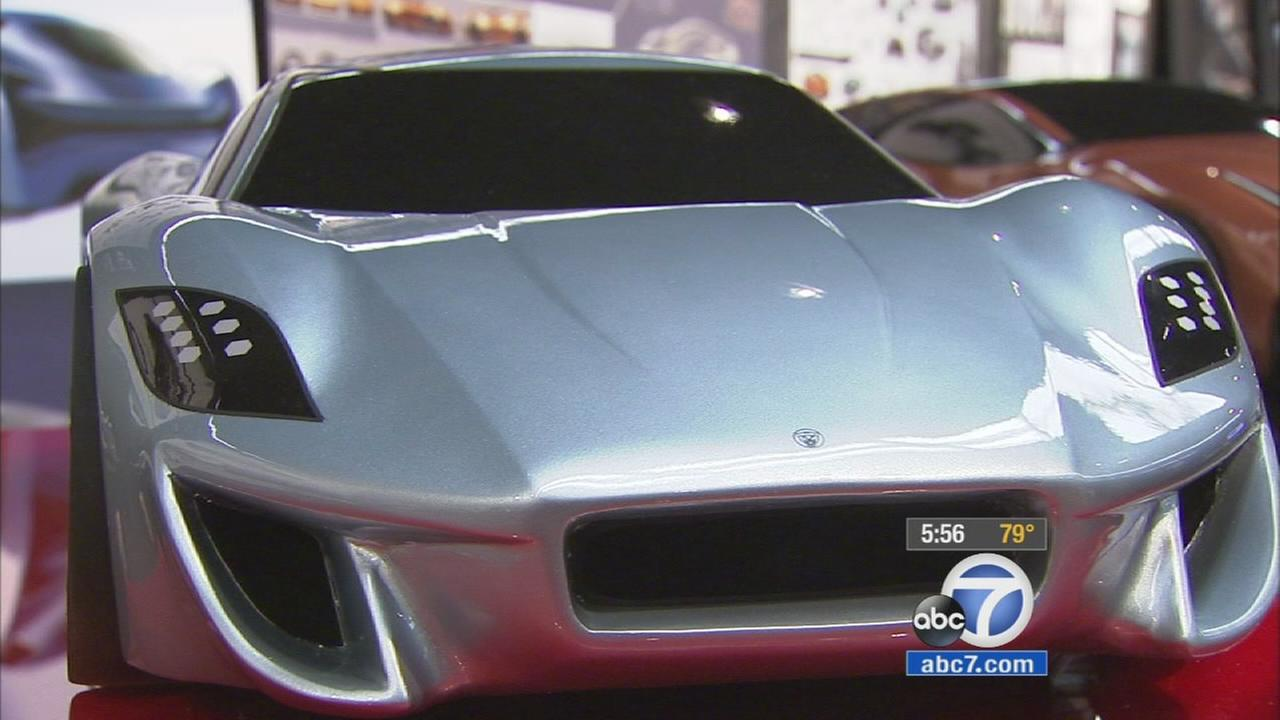jaguar challenges pasadena students to design sports car of the future abc7com - Sports Cars 2030