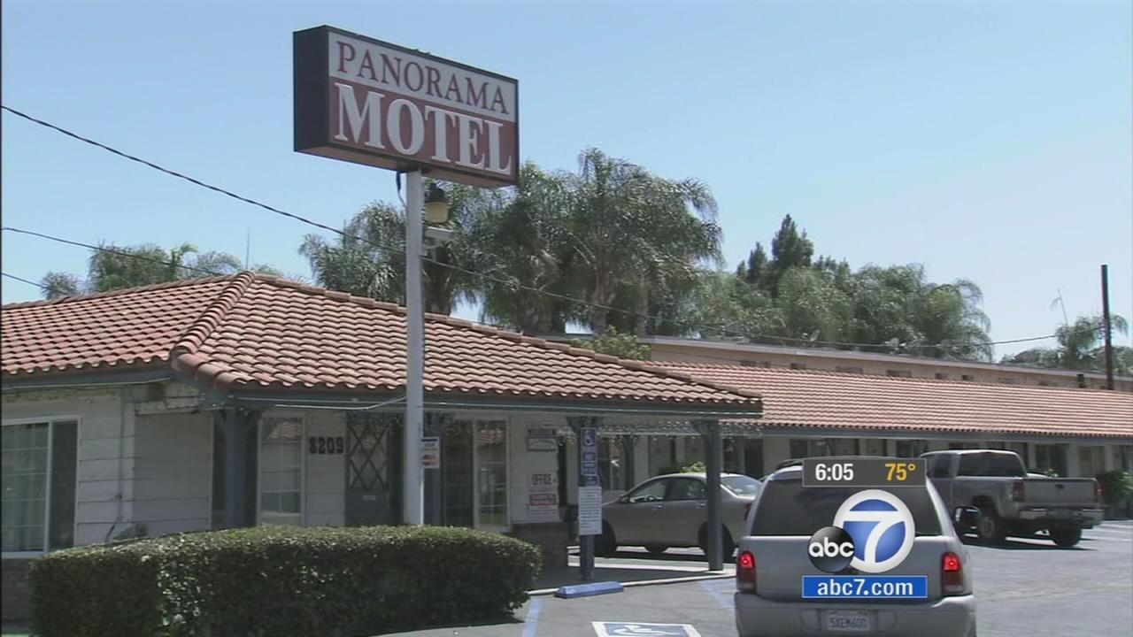 Panorama Motel, Panorama City