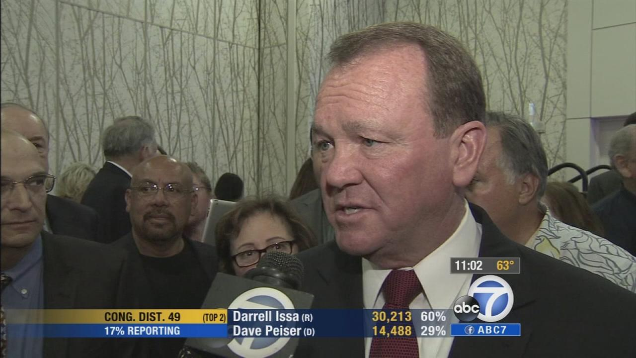 Jim McDonnell talks to Eyewitness News on Tuesday, June 3, 2014.