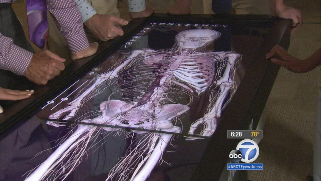 Western University of Health Sciences in Pomona is using virtual technology to train the medical professionals of the future.