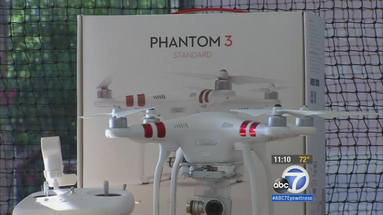 California lawmakers advanced legislation Monday seeking to rein in the use of privacy-invading drones.