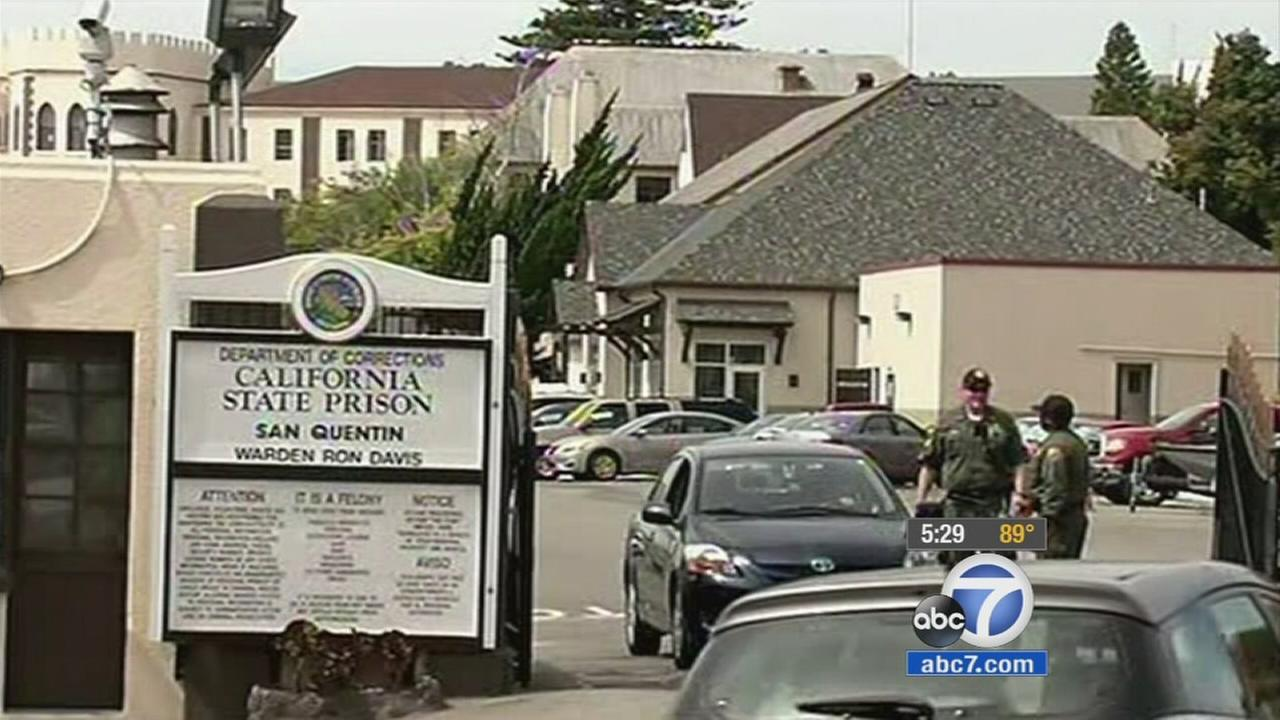 A prisoner at San Quentin State Prison has contracted Legionnaires disease, and all running water has been shut off at the facility.