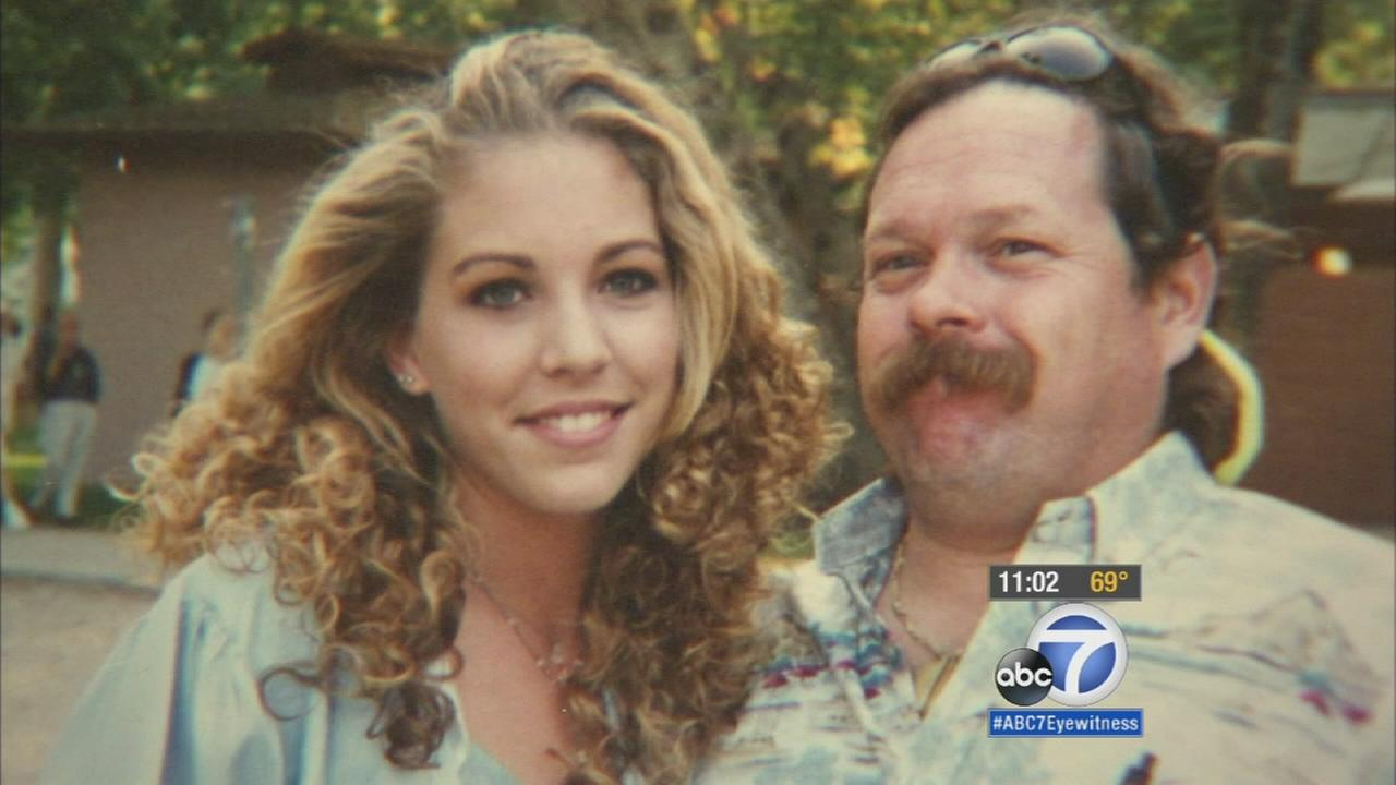 Human remains were found near a ravine in Santa Clarita Monday, and the parents of a woman who has been missing since 2012 want to know if those remains could be hers.