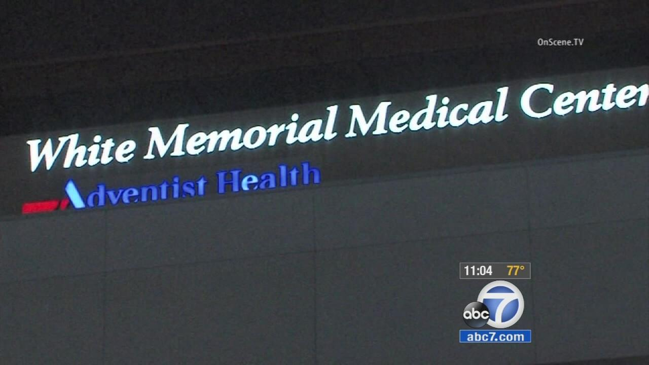 White Memorial Medical Center in Boyle Heights, Tuesday, Sept. 1, 2015.