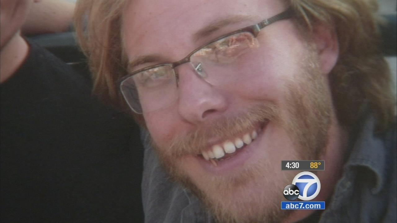 Brett Usher, 25, is shown in an undated file photo.
