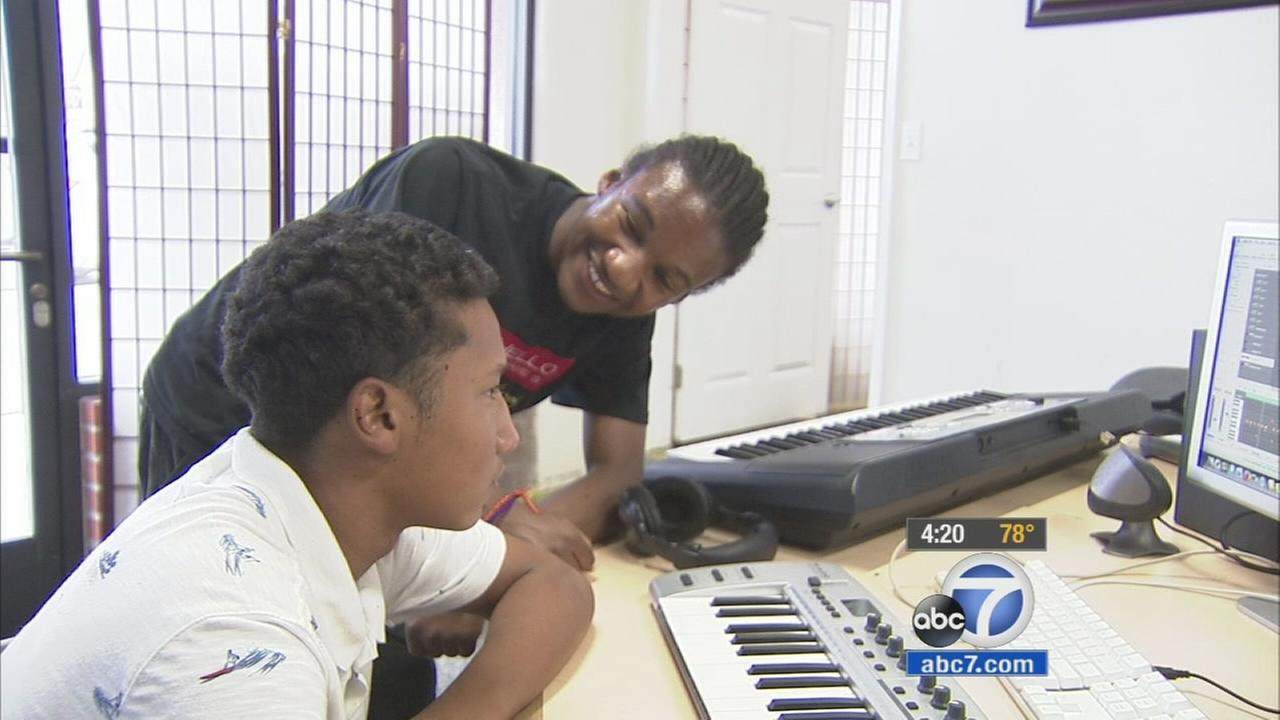 Our ABC7 Cool Kid for Thursday, Sept. 17, 2015 is Trey Carlisle, a leader in his neighborhood who helps teach and empower youth.