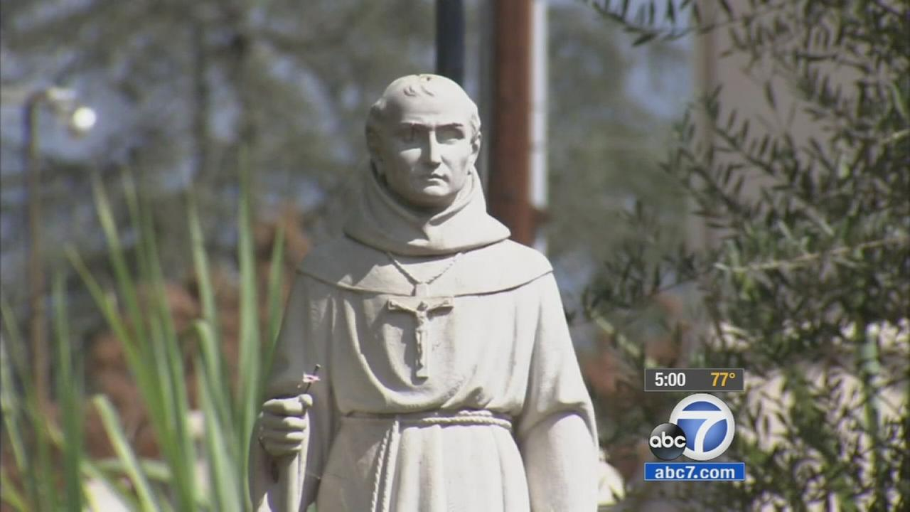 Pope Francis to canonize Father Junipero Serra during US visit