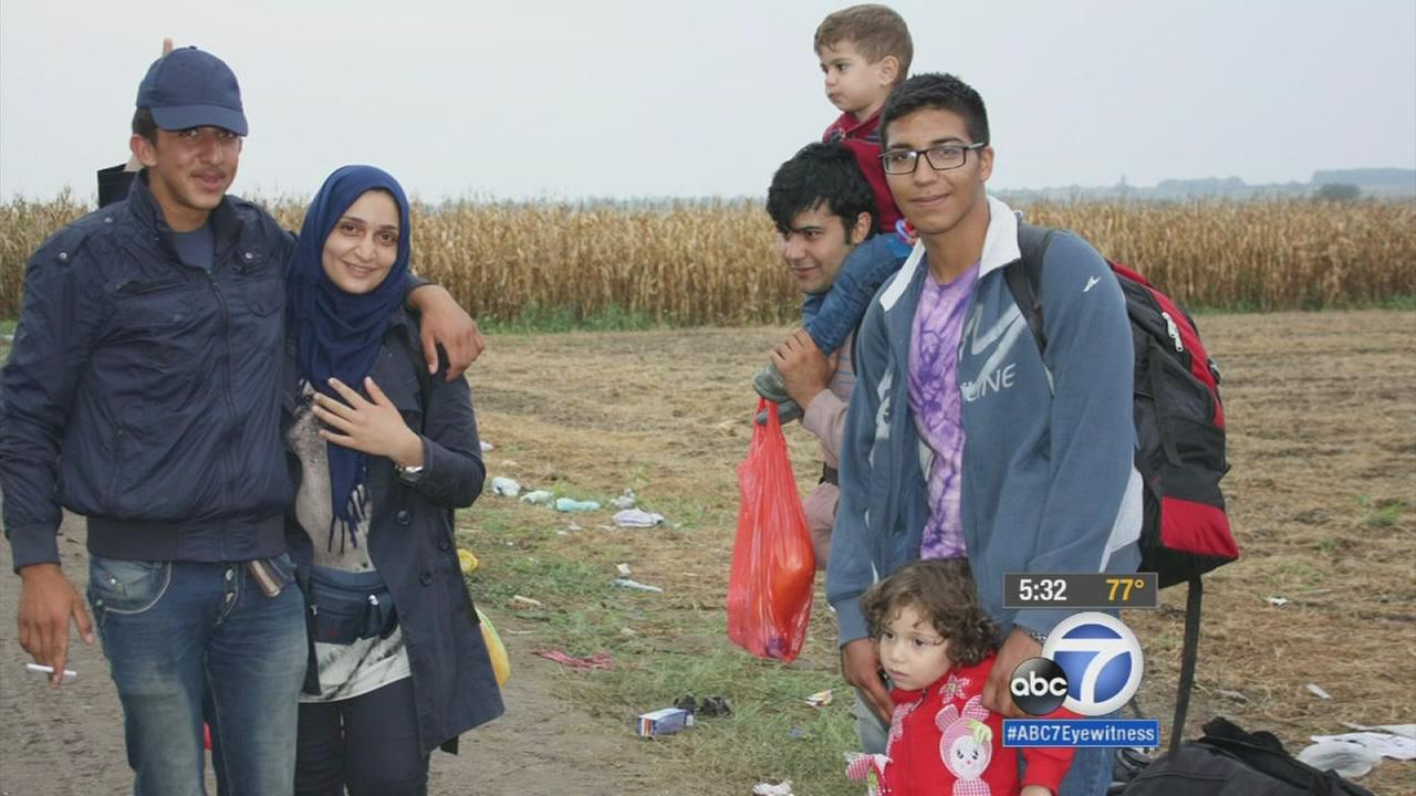 Covina church members on mission to help migrants fleeing Serbia