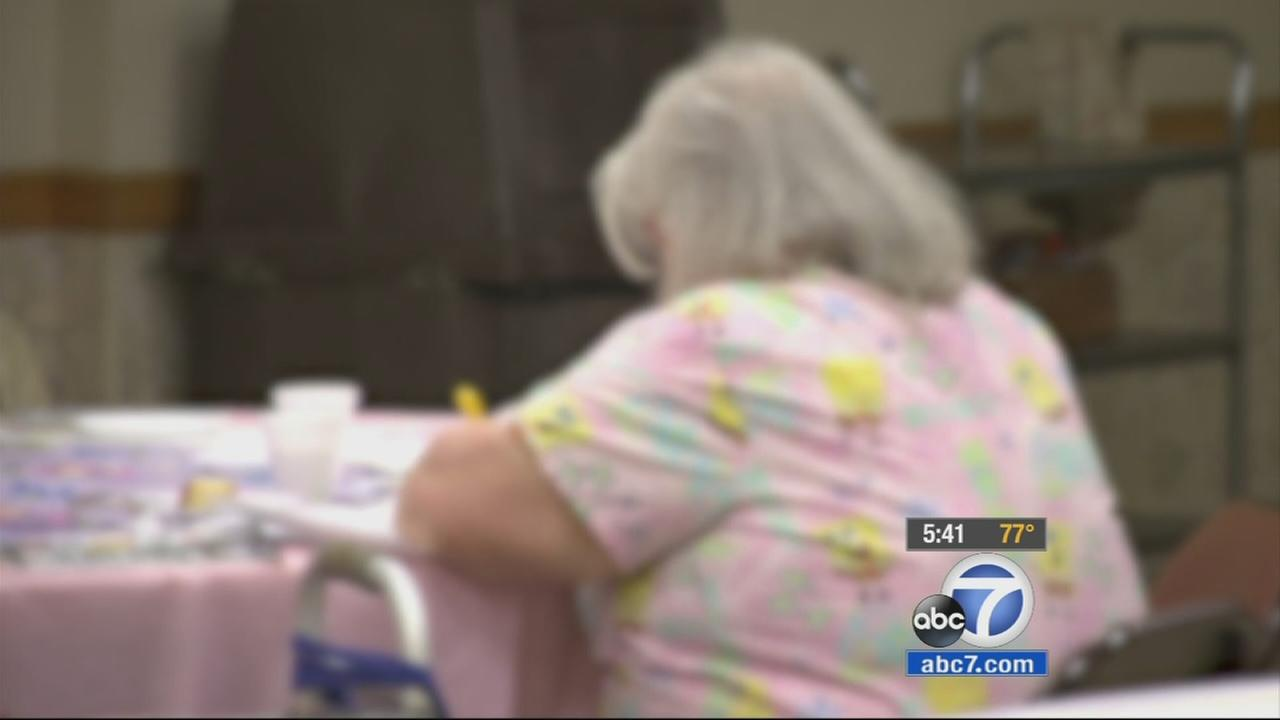 Scammers targeting seniors more than ever
