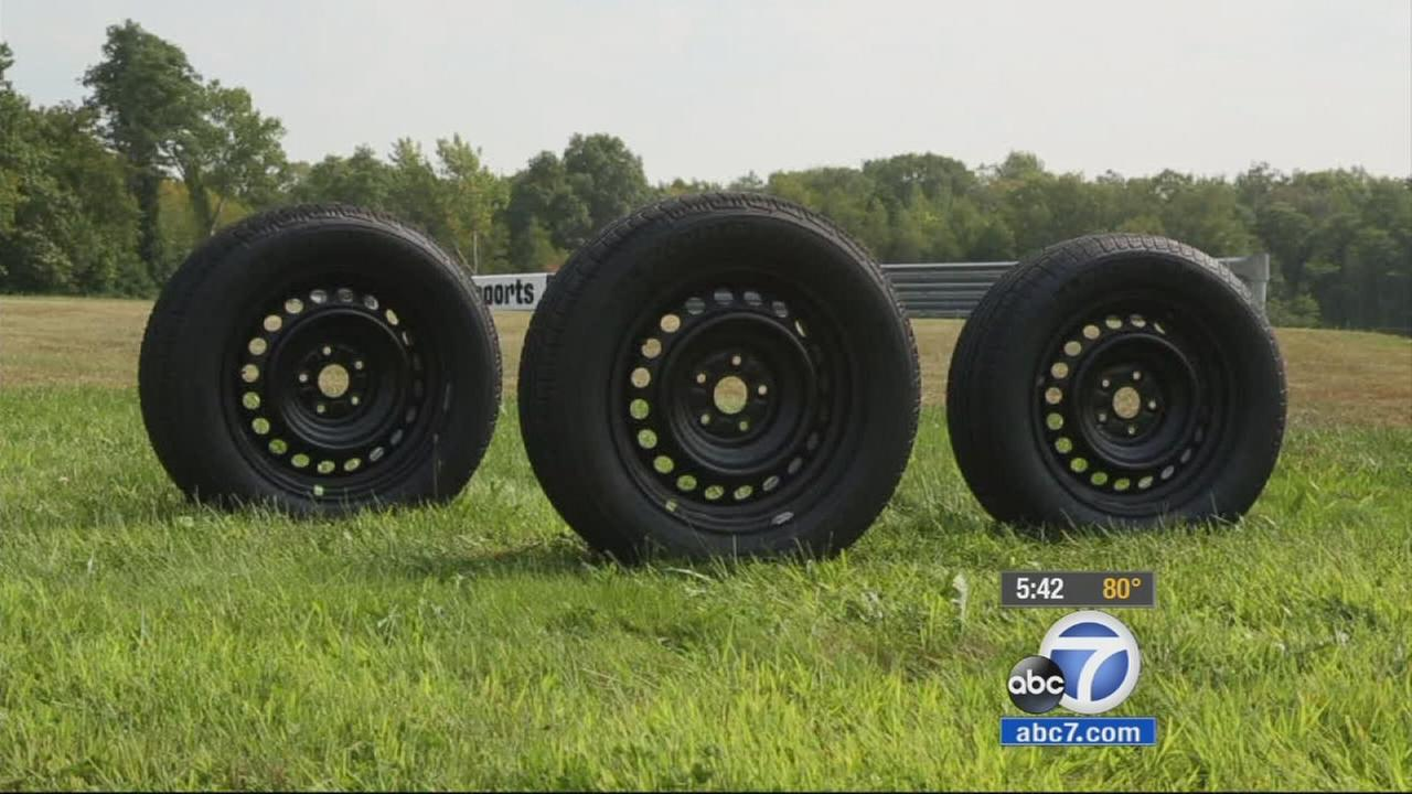 Consumer Reports tests how long your tires will last