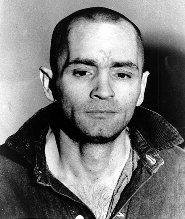 MUGSHOTS: Charles Manson, his murderous followers