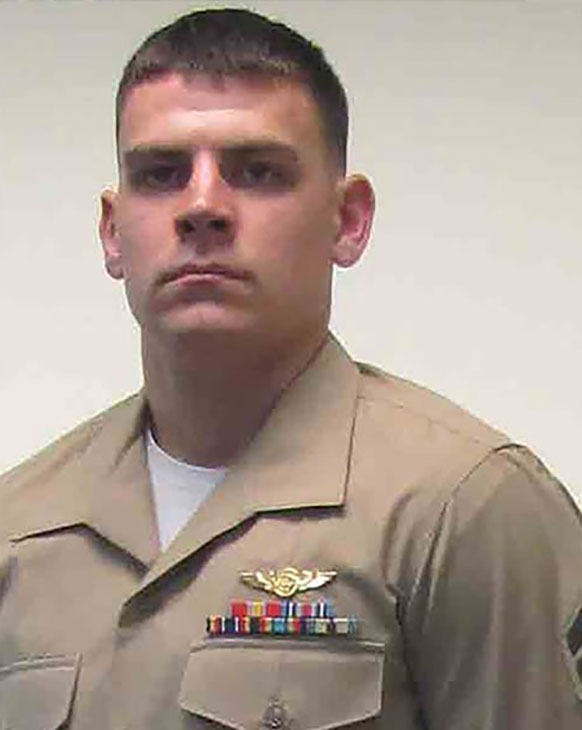 <div class='meta'><div class='origin-logo' data-origin='KABC'></div><span class='caption-text' data-credit=''>Owen J. Lennon, one of 16 servicemen killed in a military plane crash in Mississippi on Monday July 10, 2017.</span></div>