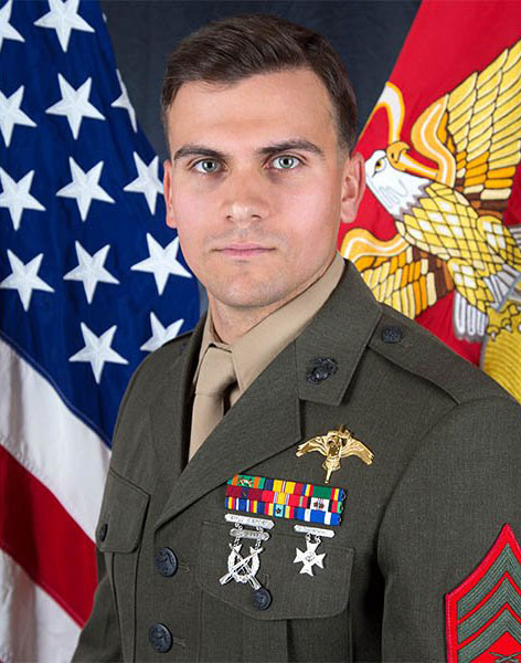 <div class='meta'><div class='origin-logo' data-origin='KABC'></div><span class='caption-text' data-credit=''>Joseph J. Murray, one of 16 servicemen killed in a military plane crash in Mississippi on Monday July 10, 2017.</span></div>