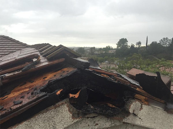 <div class='meta'><div class='origin-logo' data-origin='KABC'></div><span class='caption-text' data-credit='Orange County Fire Authority'>The Orange County Fire Authority shared this photo of damage caused by lightning at an Orange County business on Monday, March 7, 2016.</span></div>