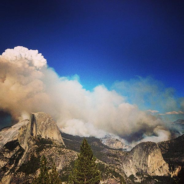 <div class='meta'><div class='origin-logo' data-origin='none'></div><span class='caption-text' data-credit='Naty Childs'>Meadow Fire from Glacier Point</span></div>