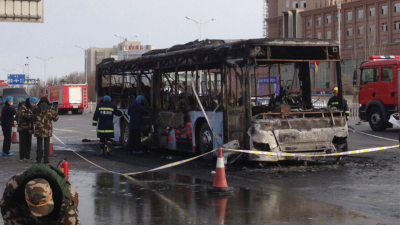 China Bus Fatal