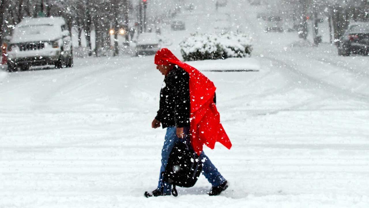 BIG SNOWSTORM