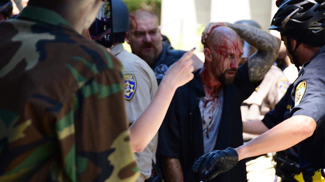 Sacramento Stabbing