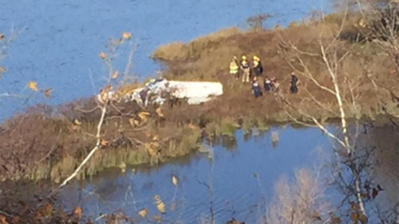 The Fresno Fire Department reported a plane down near Sierra Sky Park in Northwest Fresno.