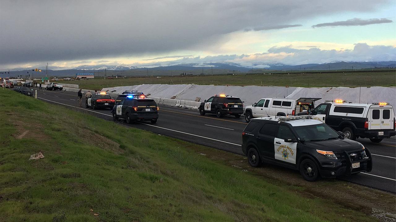 Highway 41 fatal