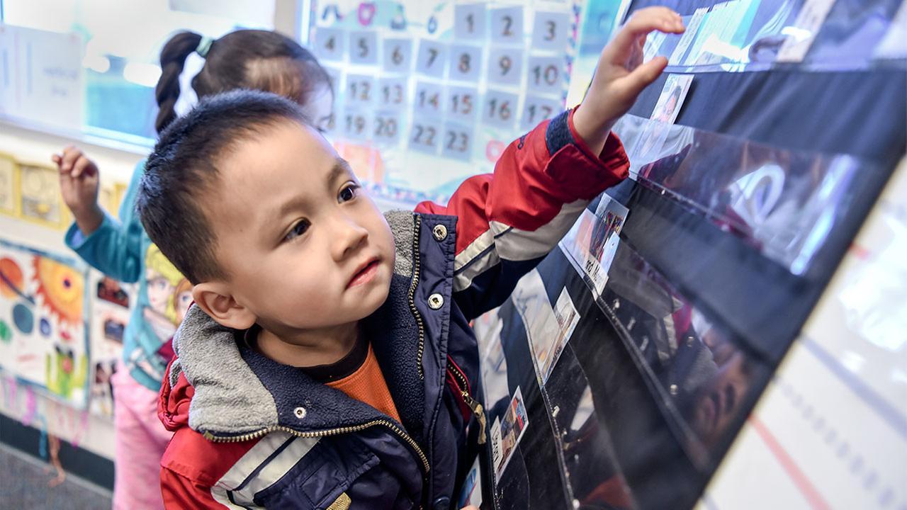 La Inscripción Para Preescolar y Kindergarten Está en Trámite