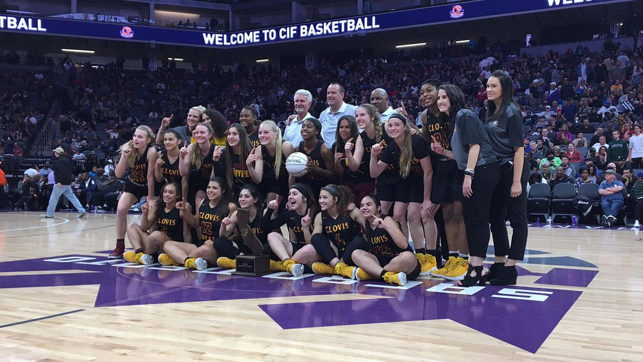 Golden Eagles win CIF Open Division State Championship