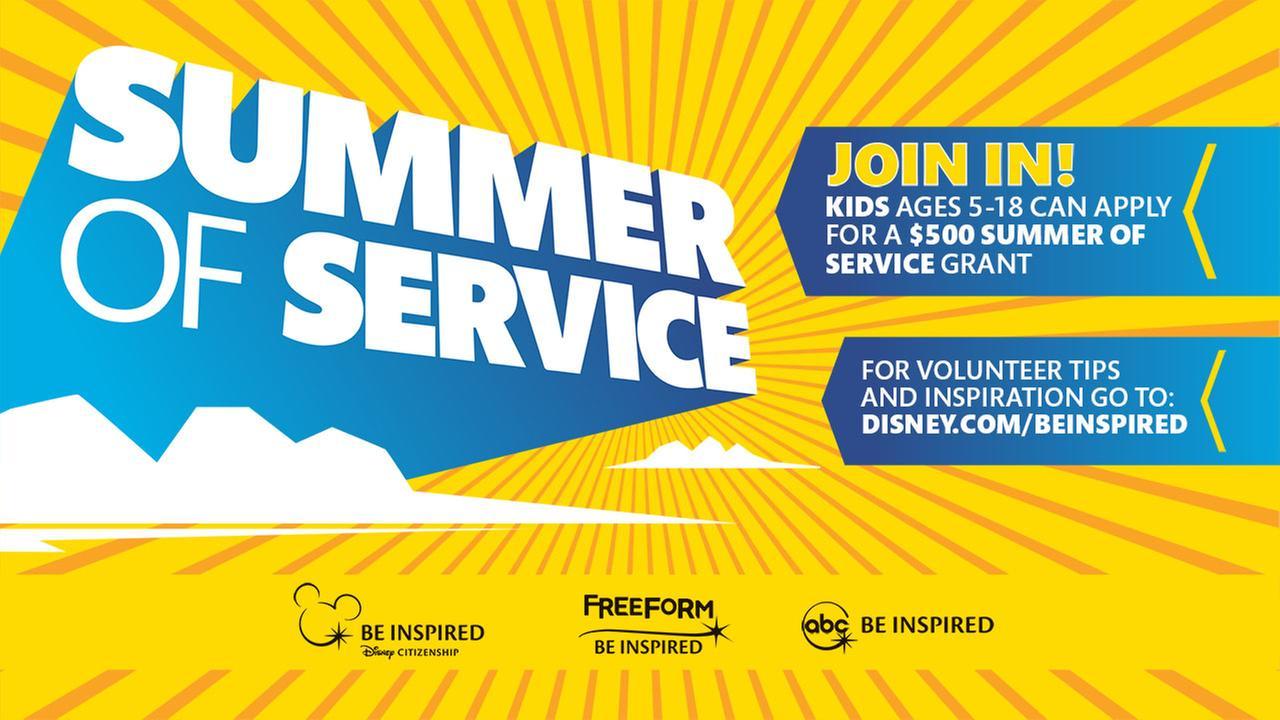 Summer of Service 2017