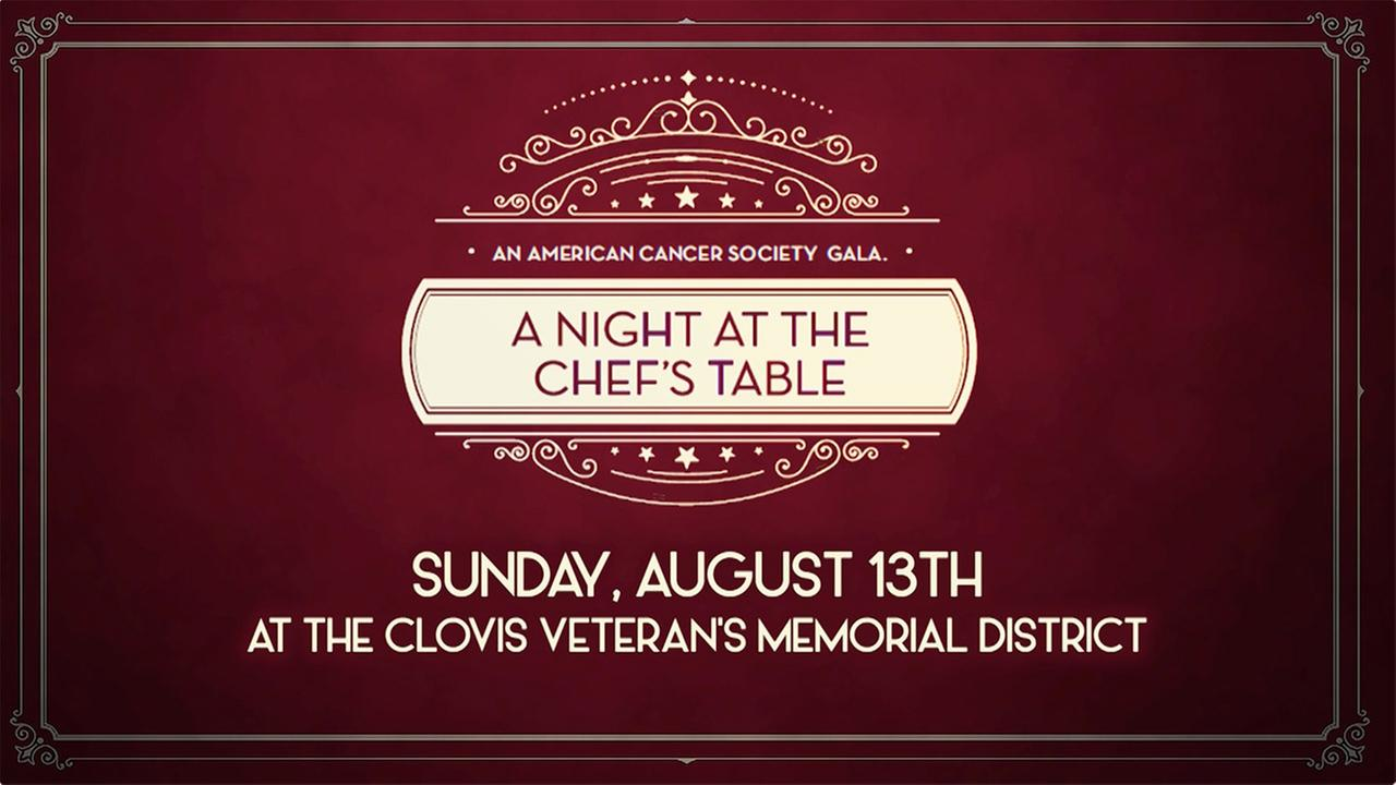 A Night at the Chef's Table