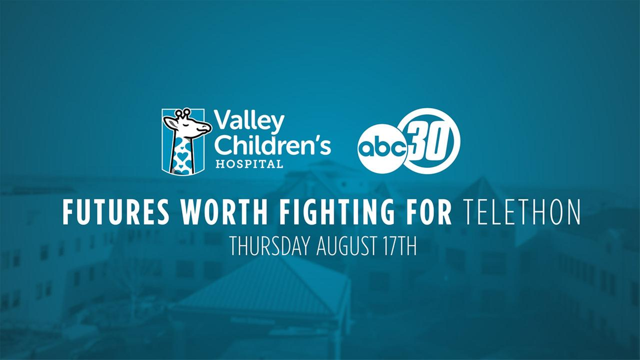 Futures Worth Fighting For Telethon