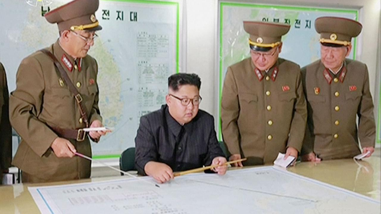 US National Security Adviser Says 'No War with N.Korea Imminent'