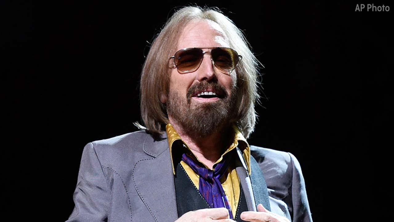 Rock superstar Tom Petty has died at age 66