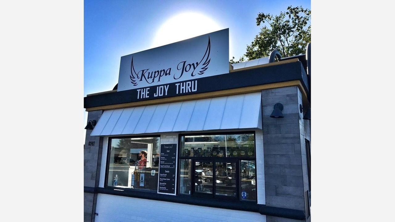 New Kuppa Joy Drive Thru open in Northeast Fresno