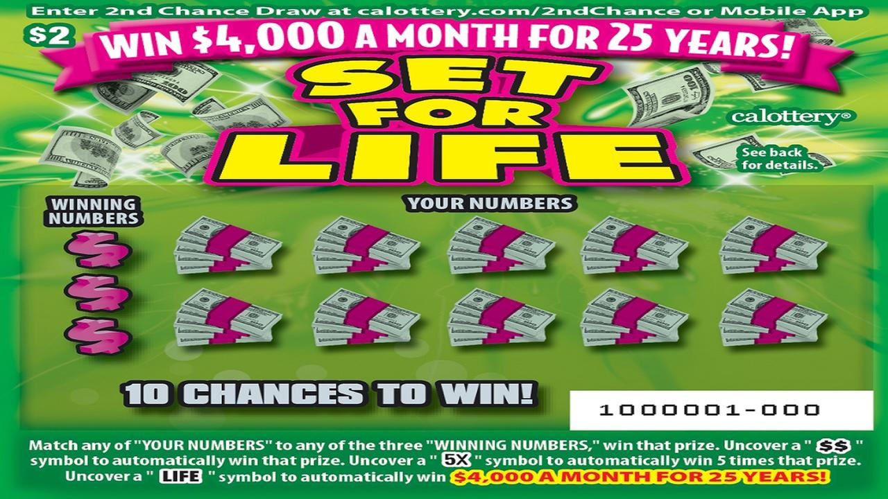 Grandmother of five wins $1.2 million dollars from Scratchers ticket bought in Northeast Fresno