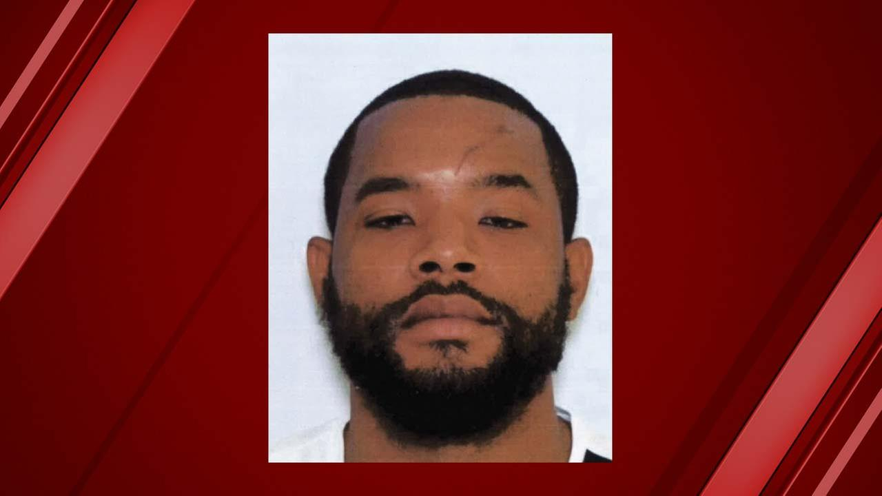 This photo shows Radee Labeeb Prince, who police are looking for after they said he opened fire with a handgun at the Emmorton Business Park  (Maryland State Police via AP)