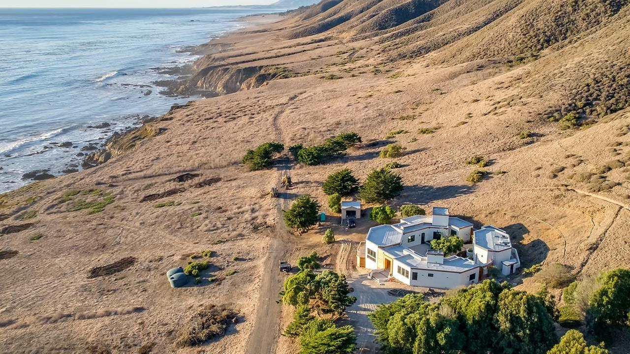 Large 40 acre ocean front luxury home in San Luis Obispo County to be unveiled