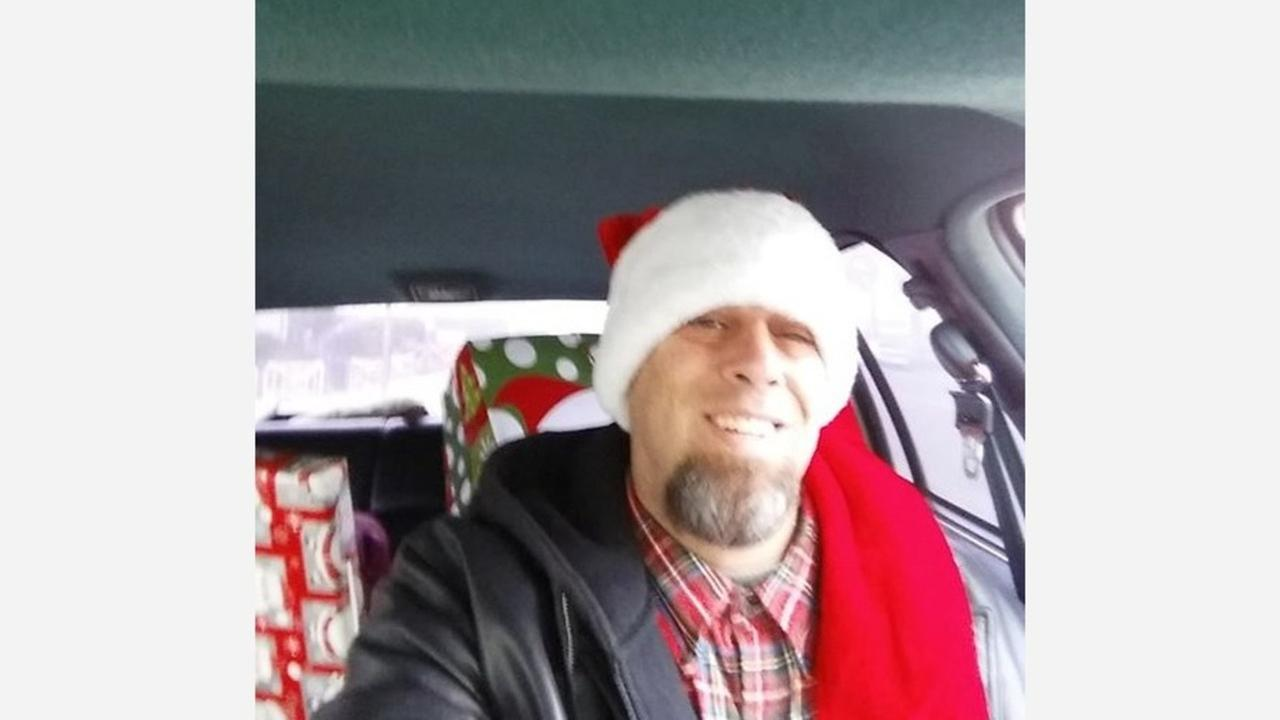 Exeter man tries to give kids hope through toy drive