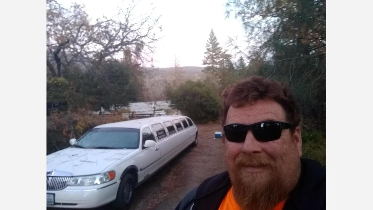 Ahwahnee man uses limo to combat drunk drivers