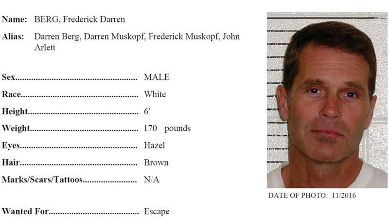 Darren Berg- California- 2017 | America's Most Wanted Fans