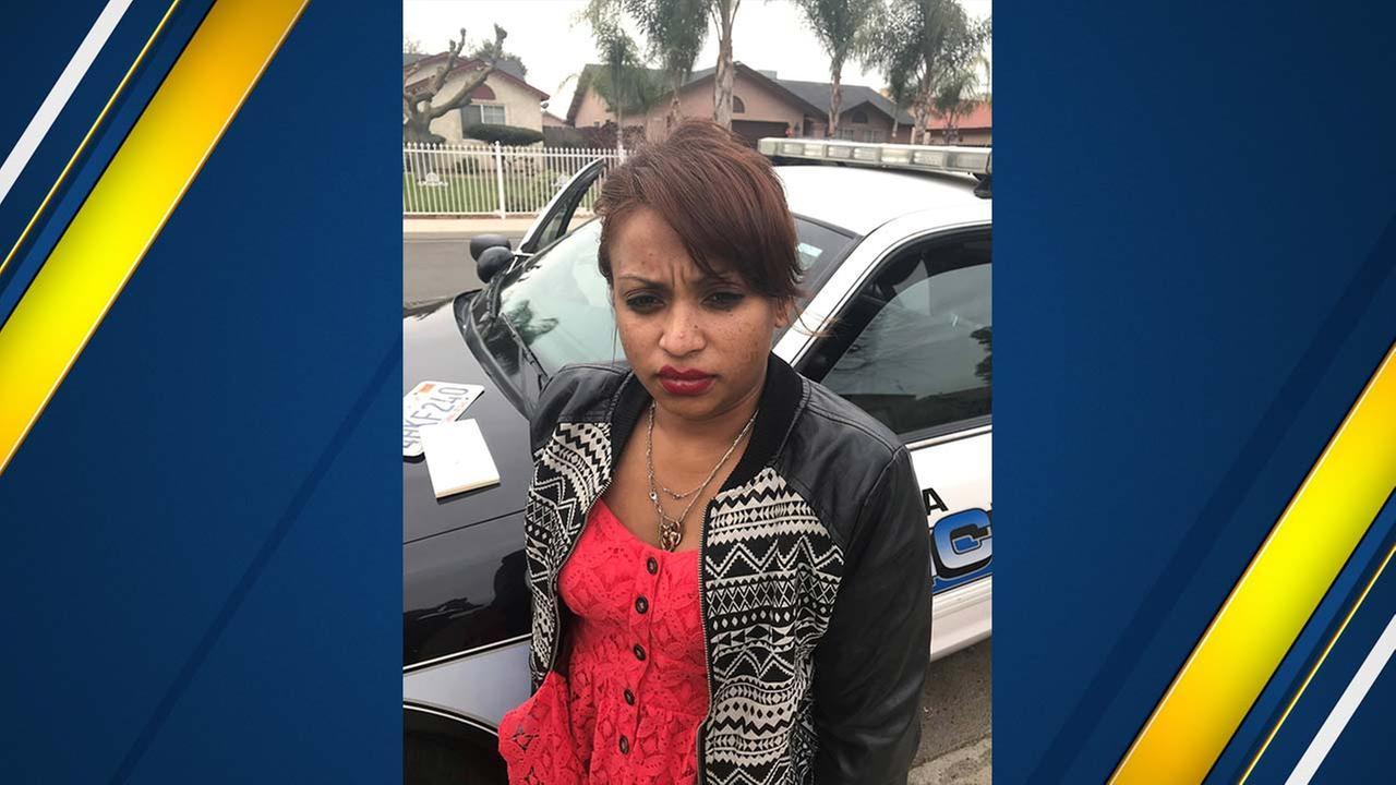 Porch pirate arrested in Madera