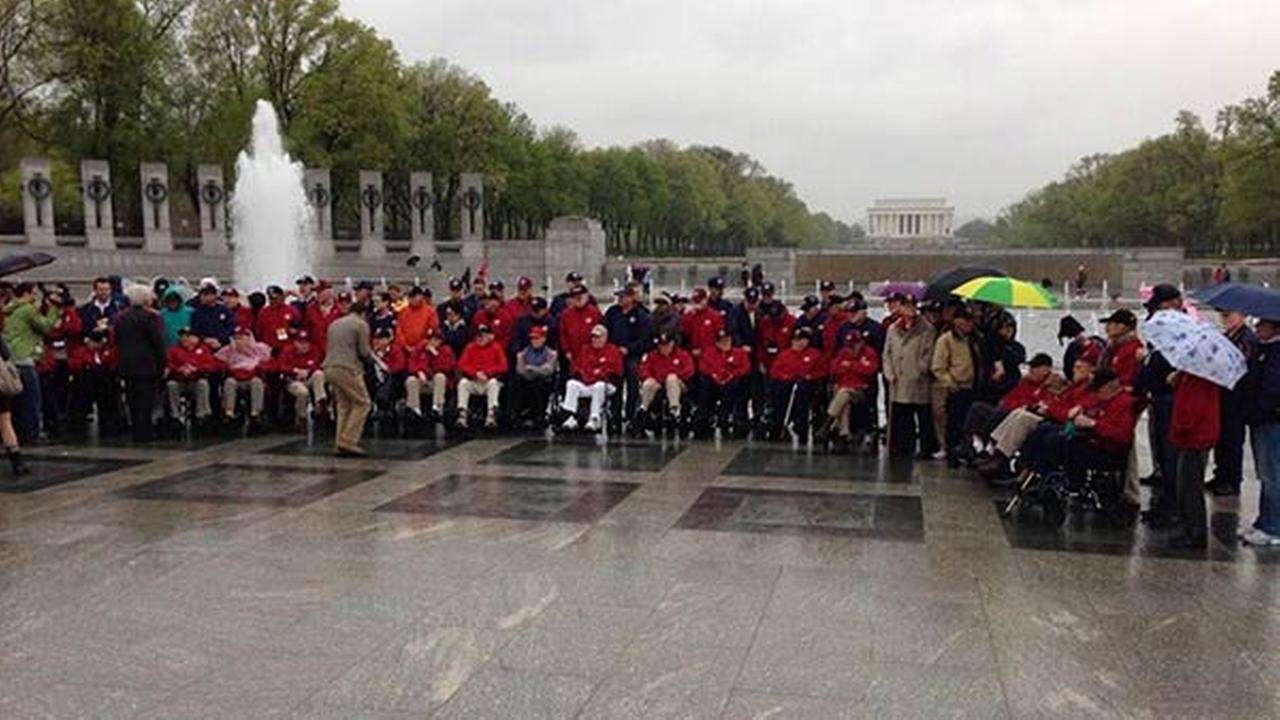 Central Valley Honor Flight - PI Blog